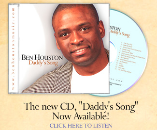 Ben Houston, new CD: Daddy's Song